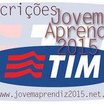 Vagas - JOVEM APRENDIZ 2015 TIM- INSCRIÇÕES