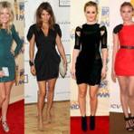 Modelos de vestidos curtos de gala