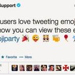 Lista de emojis para twitter