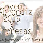 Vagas - JOVEM APRENDIZ 2015 X EMPRESAS