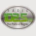 Rádio 102.5 FM ao vivo e online São José do Rio Preto SP