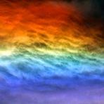 Você já viu um Arco-iris de fogo?