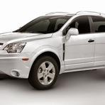 Nova Chevrolet Captiva 2015