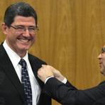 Levy enaltece a fase FHC no discurso de posse