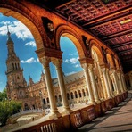 A majestosa capital da região da Andaluzia!