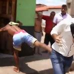 Repórter leva voadora de bandido durante reportagem policial (vídeo)
