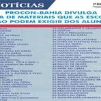 Procon divulga 61 produtos proibidos na lista de material escolar; confira