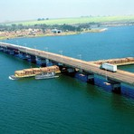 Sancionada a lei que obriga a construção de eclusas