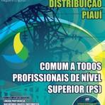 Apostila para o concurso do Eletrobras Distribuição Piauí Cargo - Comum A Todos Profissionais De Nível Superior ps