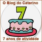 O Blog do Catarino completa 7 anos em 2015.