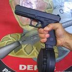 Polícia Civil apreende pistola Glock 9mm em Belo Horizonte