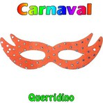 Máscara Carnaval Infantil