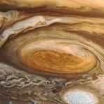 Júpiter tem uma colossal queimadura solar