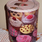 Hobbies - Reciclando Latas com Decoupage