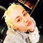 Miley Cyrus Muda o Visual e Fica Ainda Mais Loira