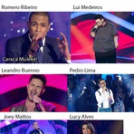 Contrate shows do The Voice Brasil