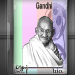 Documentátio biografico - Gandhi