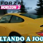 Veja um pouco da gameplay do game Forza Horizon 2 para xbox 360