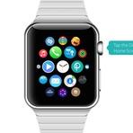 Prévia do Apple Watch: teste o Apple Watch via navegador web