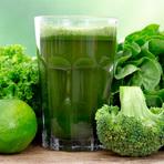 Limpe as toxinas e emagreça com o poderoso suco verde