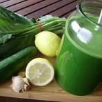 Acelere o seu metabolismo com suco de couve com abacaxi