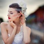 Mulher - Essa é para Você! Conheça três estilos de noivas e sugestões de batom para cada uma