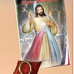 Ganhe um lindo Anel Terço e Livro Divina Misericórdia