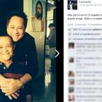 Utilidade Pública - Pai do cantor Leonardo morre aos 78 anos