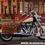 Indian Motorcycle deve chegar ao Brasil