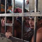 Violência - O GLOBO > Déficit de vagas em penitenciárias no país passa de 600 mil