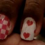 decoupage em unhas com papel artesanal guardanapo / Nail Art-Decoupage nas unhas