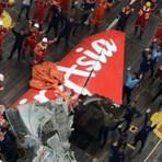 Outros - Caixa-preta do avião da AirAsia é encontrada