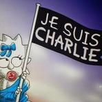 Os Simpsons homenageou Charlie Hebdo