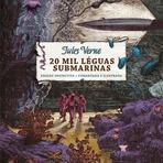 Resenha: 20 mil léguas submarinas, de Jules Verne