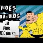 Vídeos - Top 10 vilões estupidos