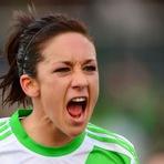 Nadine Kessler - A melhor jogadora de futebol do mundo