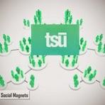 Internet - como funciona a rede social tsu?