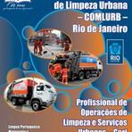 Apostila para o concurso do COMLURB Cargo - Profissional De Operações De Limpeza E Serviços Urbanos - Gari