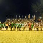 Campeonato de Futebol de Areia começa hoje, terça-feira no Lagamar.