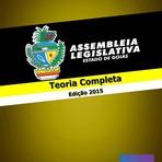 Apostila Assembleia Legislativa Goias AL GO