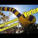 Conheça o maior brinquedo da America Latina Vortex