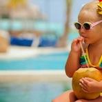 Por que é preciso hidratar as crianças nos dias mais quentes?