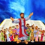 Religião - Estudos sobre PERSONAGENS Bíblicos: