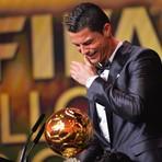Cristiano Ronaldo eleito melhor jogador mundial em 2014