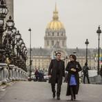 Celebridades - Gloria Pires dribla o frio e grava deslumbrante em Paris; fotos!