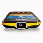 Galaxy Beam - O seu smartphone com projetor