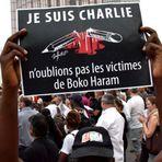 Internacional - EL PAÍS Brasil > Por que nos mobilizamos pela França, mas nos esquecemos da Nigéria?