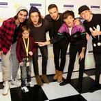 One Direction em Evento Especial de Natal