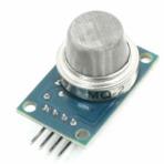 Arduino e Cia : Alarme com sensor de gás / fumaça