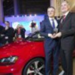 Golf é eleito 'Car of the Year'